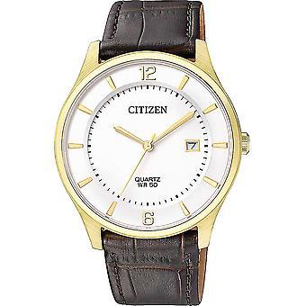 Mens Watch Citizen BD0043-08B, Quartz, 39mm, 5ATM