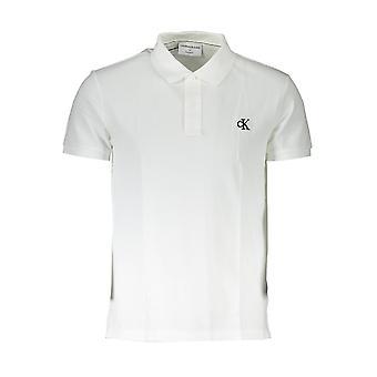 CALVIN KLEIN Polo Shirt Short sleeves Men J30J314678