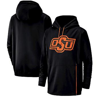 Oklahoma State Cowboys Men's Performance Pullover Hoodie Top WYX024
