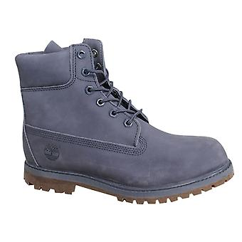 Timberland AF Earthkeepers 6 Inch Premium Salt Blue Womens Boots 8131B  B1A