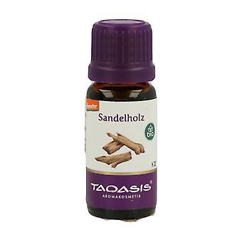 Organic Sandalwood Essential Oil 10 ml