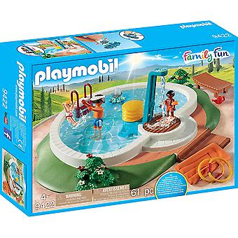 Playmobil Familj Fun Swimming Pool