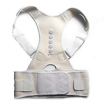 العلاج المغناطيسي الموقف مصحح دعامة الكتف حزام الظهر