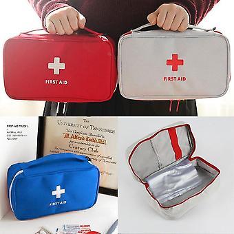 Tom stor førstehjelpsskrin emergency medisinsk boks