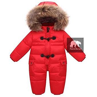 Down Jacket For Coats Winter Park For Infant Snowsuit Snow Wear