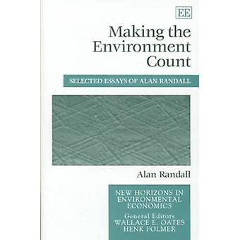 Making the Environment Count - Selected Essays of Alan Randall