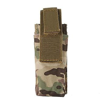 Hommes Tactical Pouch Belt Waist Pack Bag Small Pocket Military Running Travel