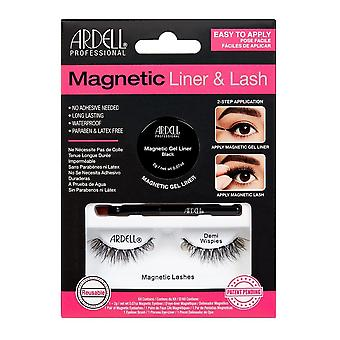 Ardell Professional Ardell Magnetic Liner & Lash Kit - Demi Wispies