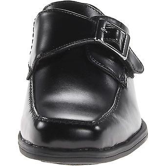 Kids Florsheim Boys Reveal Monk Jr. Leather Buckle Oxfords