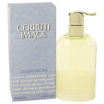 Image Eau De Toilette Spray By Nino Cerruti 3.4 oz Eau De Toilette Spray