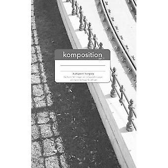 Komposition Vol. 1 by Jordan Michael Lockhart - 9781366056344 Book