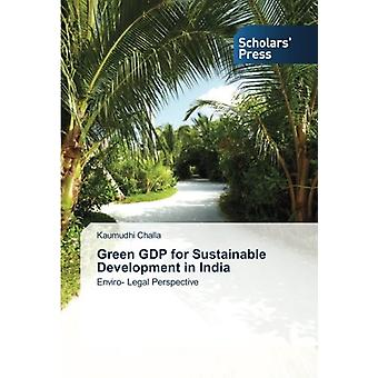 Green Gdp for Sustainable Development in India by Challa Kaumudhi - 9