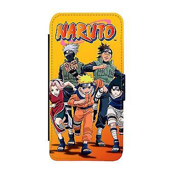 Manga Naruto Samsung Galaxy S21 Ultra Wallet Case