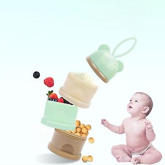Draagbare babyvoeding / melk poeder container