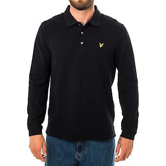 Polo homme lyle & scott ls polo lp400vb.z865