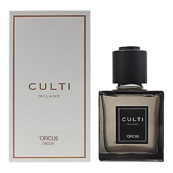 Culti Milano Decor Diffuser 250ml - Oficus - Sticks Not Included In The Box
