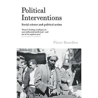 Politiska ingripanden av Pierre Bourdieu