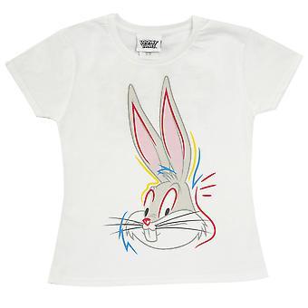 Looney Tunes Girls Bugs Pupu T-paita