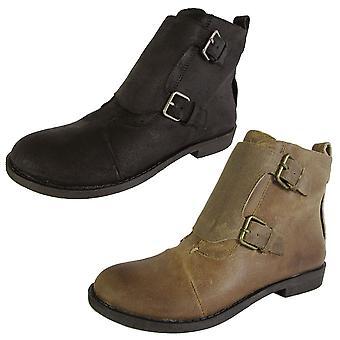 BCBG BCBGeneration Womens BG-Glowe Monk Strap Ankle Bootie Shoe