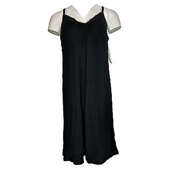 Siella Montreal Women's Saskia Modal Nightie Black A439145Dress
