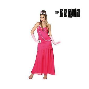 Kostym för vuxna Lady Pink