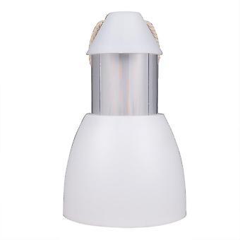 Para SKYWOLFEYE 5W 39LED Luz de llama ambiental 5 modos lámpara de mano nocturna al aire libre Camping Linterna de emergencia WS30998