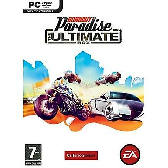 Burnout Paradise The Ultimate Box PC Game