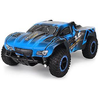 Jd-2612b 1:16 2.4g remote control rc car rear wheel 2wd 4ch 25km/h high speed radio suv boys gifts toys