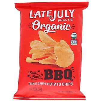 Late July Chip Potato Bbq, Case of 12 X 5 Oz