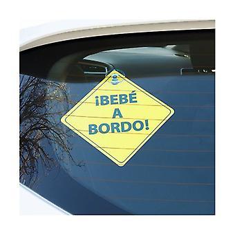 Skriv på för Car ¡Bebé a Bordo!
