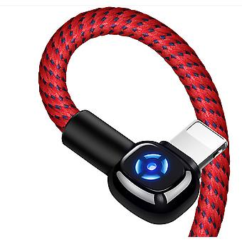 Smart power off mobile phone data cable elbow game charging cable