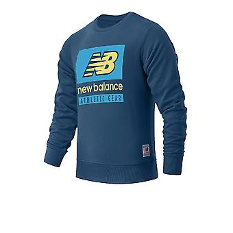 New Balance London Edition NB Essentials Field Day Running Crew Top - AW21