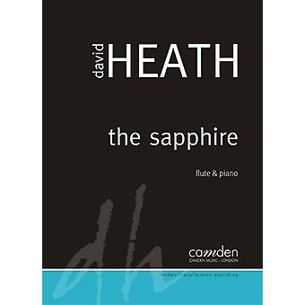Heath The Sapphire (David Heath) FLUTE & PIANO