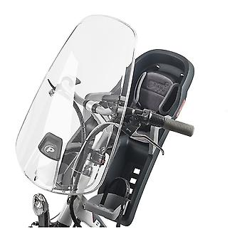 Polisport Childseat Wind Screen for Guppy Mini and Bilby Junior Clear Front