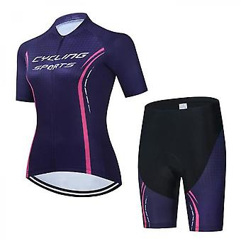 Women's Cycling Shorts Women's Cycling Suits Classic Cycling Jersey Race Fit With 3d Gel Padded