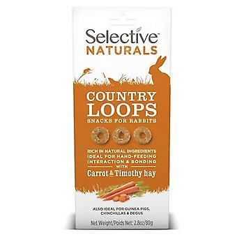 Supreme Pet Foods Selective Naturals Country Loops - 2.8 oz
