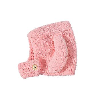 Baby Beanie Hat For Winter With Earfalp Cute Rabbit Kids Toddler Warm Knit Cap