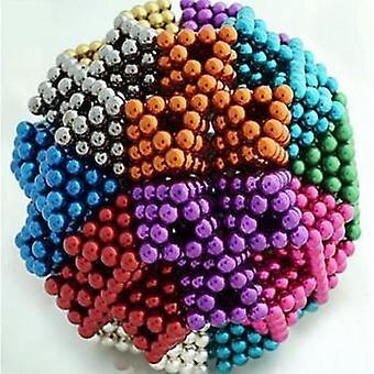 Jouet magnétique magnétique magnétique magnétique (216 x 5mm Balls)