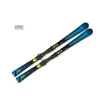 Fischer RC4 The Curv Dtx WS Mtrack Base RC4 Z12 RT GW 2021 P15420 esquís de mujer