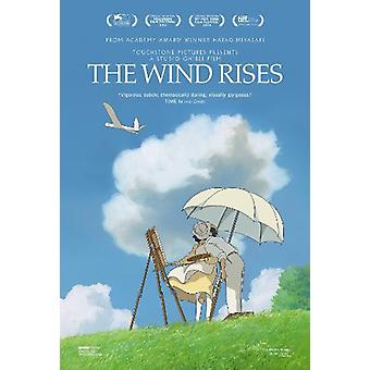Wind Rises the(WS) [DVD] USA import