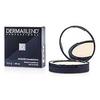 Dermablend Intense Powder Camo Compact Foundation (medium Buildable To High Coverage) - # Nude - 13.5g/0.48oz