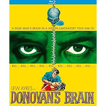 Donovan's Brain [Blu-ray] USA import