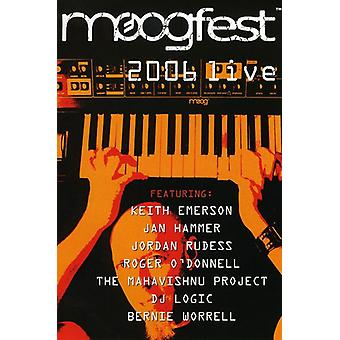Moogfest 2006-Live [DVD] USA import