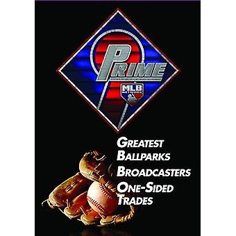 Prime 9: Greatest Ballparks / Broadcasters [DVD] USA import
