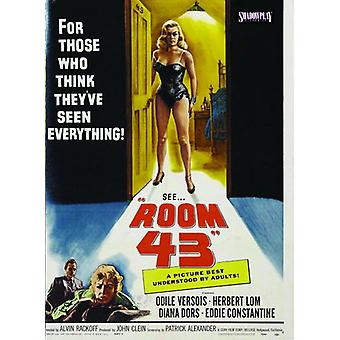 Room 43 [DVD] USA import