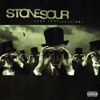 Stone Sour - Come What(Ever) May [CD] USA import