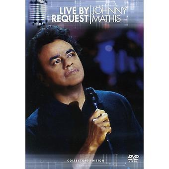 Johnny Mathis - viver por importação EUA pedido [DVD]