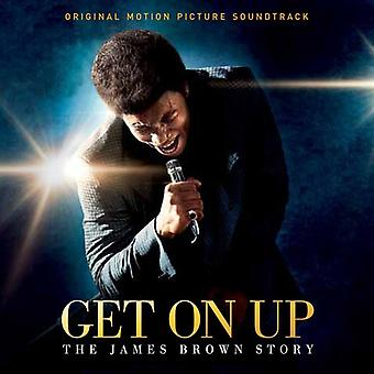 James Brown - Get on Up: The James Brown Story-Soundtrack [CD] USA import