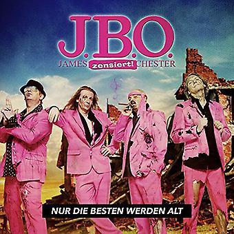 J.B.O. - importar de USA Nur Die Besten Werden Alt [CD]