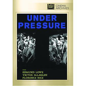 Sous la pression [DVD] USA import